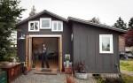 Tuyệt đẹp ngôi nhà được cải tạo từ một Gara cũ