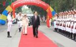 Chủ tịch nước giao nhiệm vụ cho lực lượng Cảnh sát đặc nhiệm