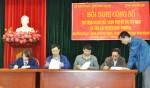 Hà Nội: Công bố quy hoạch chi tiết KĐTM Tây Nam xã Tân Lập