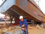 Xác định cấp công trình trong đóng mới tàu biển