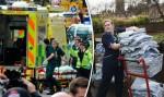Y bác sĩ cấp cứu nạn nhân vụ khủng bố ngoài Quốc hội Anh