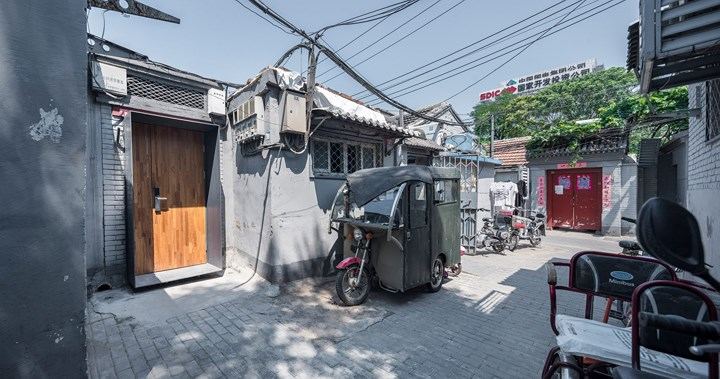 Căn nhà truyền thống nhỏ gọn nhưng đầy đủ tiện ích