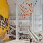 Thiết kế Tòa thị chính ở Toronto hướng tới chứng nhận LEED Bạc