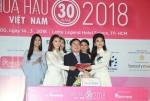 Phó Chủ tịch 9X xinh đẹp tài năng tham gia đồng tổ chức Hoa hậu Việt Nam 2018