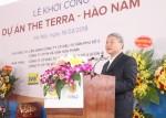 Hà Nội: Văn Phú Invest khởi công Dự án The Terra Hào Nam trên đất vàng Giảng Võ