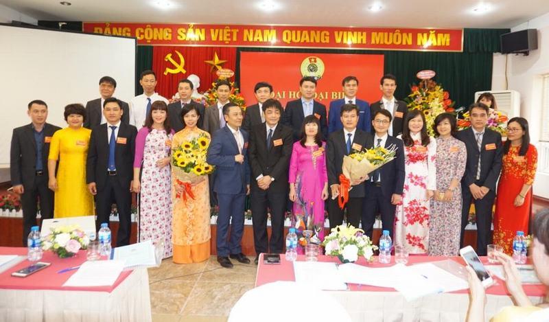 Đại hội Công đoàn TCty CP Sông Hồng: Đoàn kết để phát triển