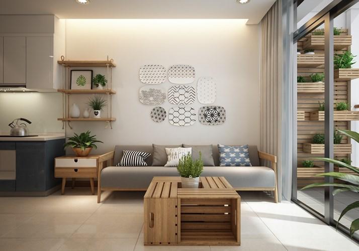 Nội thất căn hộ mang phong cách Scandinavian ấn tượng – Webb.vn