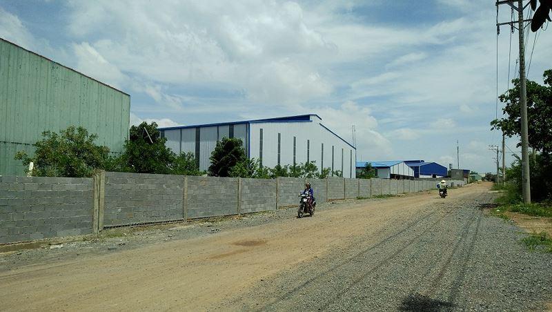 """Đồng Nai: """"Bài toán"""" xử lý """"khu công nghiệp"""" 72 ha xây chui"""