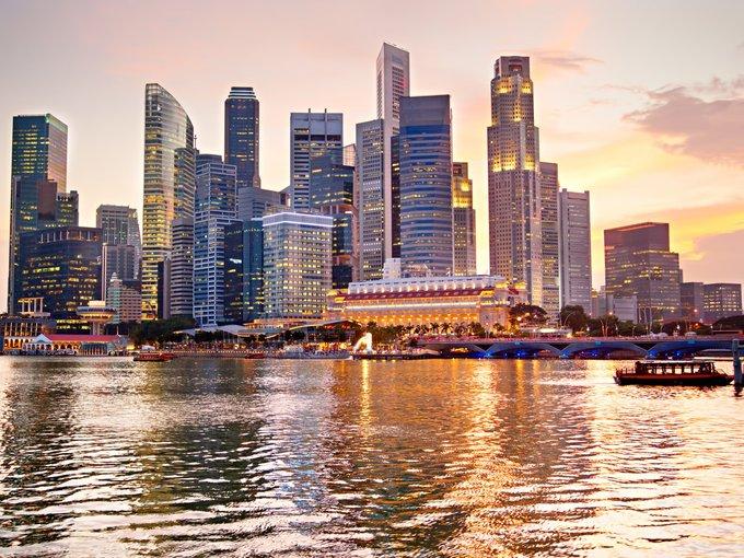 Cuộc sống của giới siêu giàu Singapore