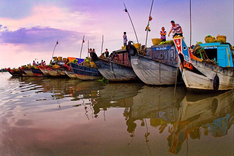 Góp ý Báo cáo đánh giá tác động của hạng mục Kè bờ Xẻo Mây, Tiền Giang