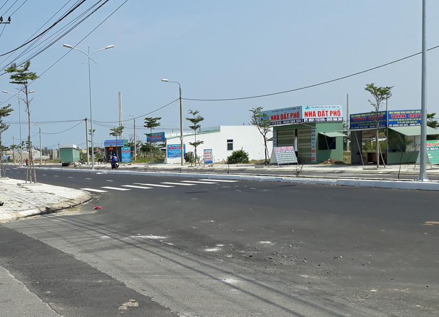 Quảng Nam đổi 105 ha đất lấy 1,9 km đường có đúng luật?