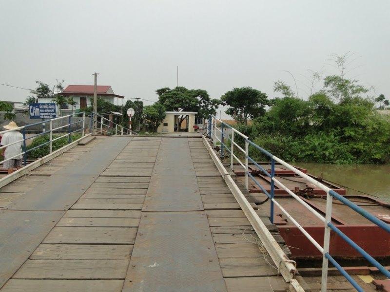 Thủ tướng Chính phủ cho phép áp dụng cơ chế đặc thù xây dựng cầu qua sông Hóa