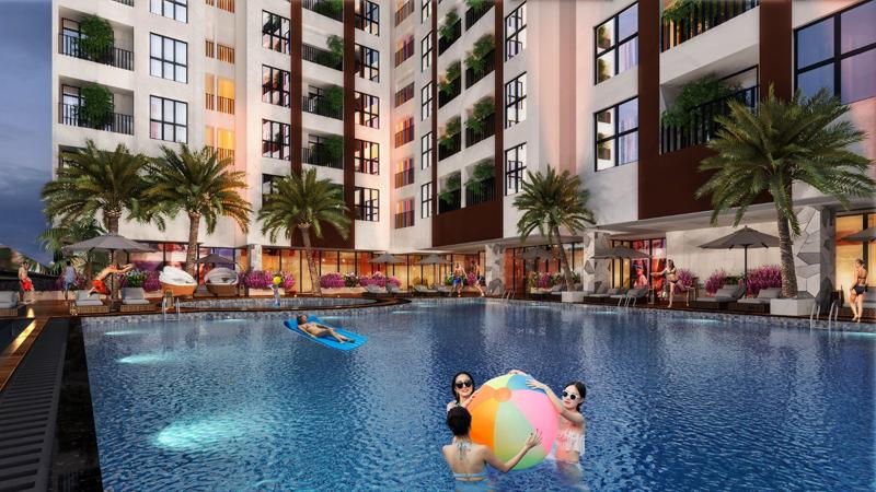 Thị trường bất động sản Bắc Ninh sôi động căn hộ cho thuê