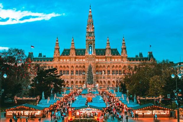 Vienna trụ vững 'ngôi vương' thành phố đáng sống nhất thế giới