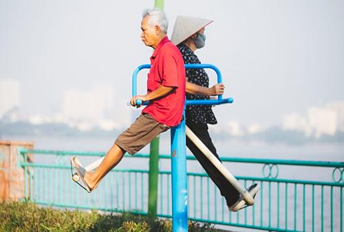 Tập thể dục giảm nguy cơ chết sớm