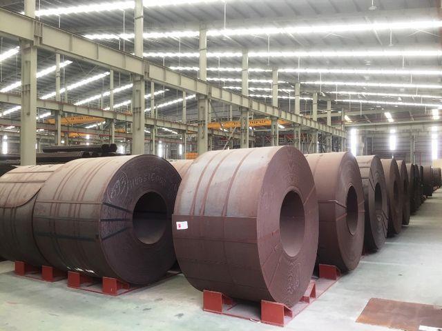 """15.000 tấn tôn Việt Nam """"bước"""" vào thị trường """"khó tính"""" nhất thế giới"""