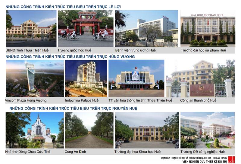 Thiết kế đô thị tại 3 tuyến đường ở TP Huế: Xây dựng các tuyến phố có bản sắc riêng