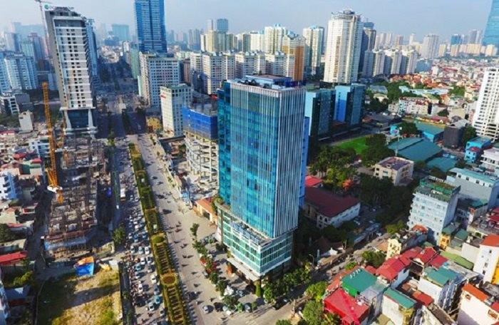 """""""Lộ diện"""" hàng loạt chung cư, dự án vi phạm trật tự xây dựng trên địa bàn TP Hà Nội"""
