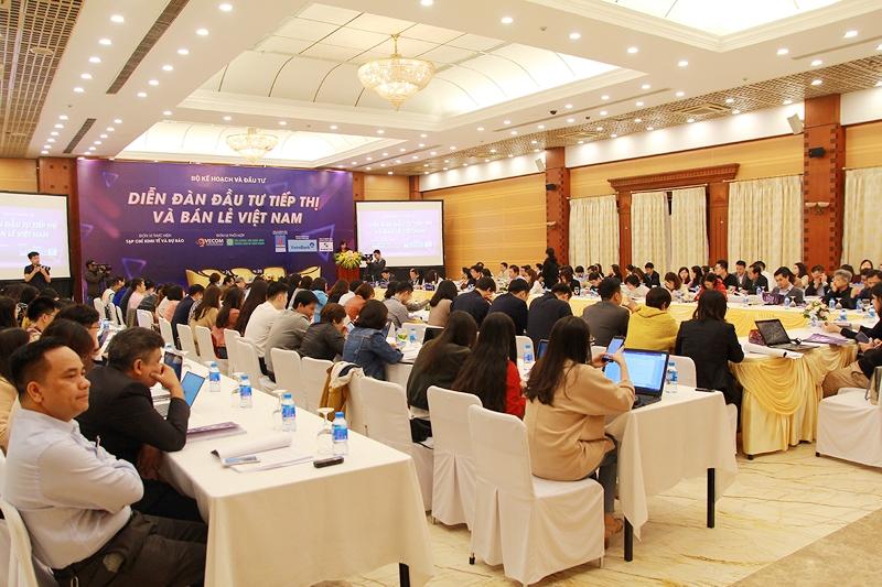 Tìm kiếm giải pháp, cơ hội đầu tư tiếp thị và bán lẻ ở Việt Nam
