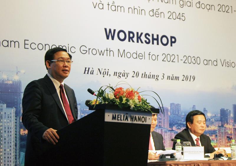 Đi tìm các giải pháp hình thành mô hình tăng trưởng cho Việt Nam