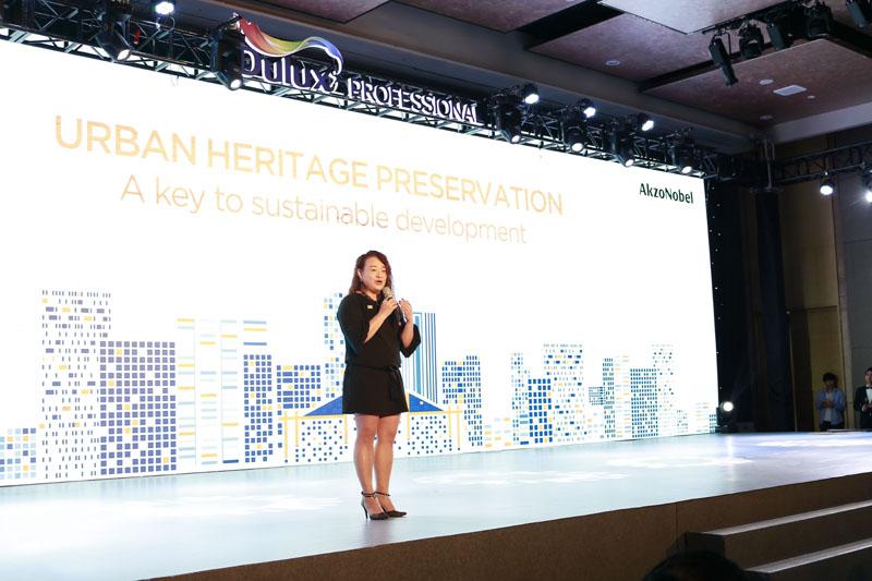Dulux Professional nghiên cứu thành công nhiều công nghệ, giải pháp bảo tồn di sản kiến trúc