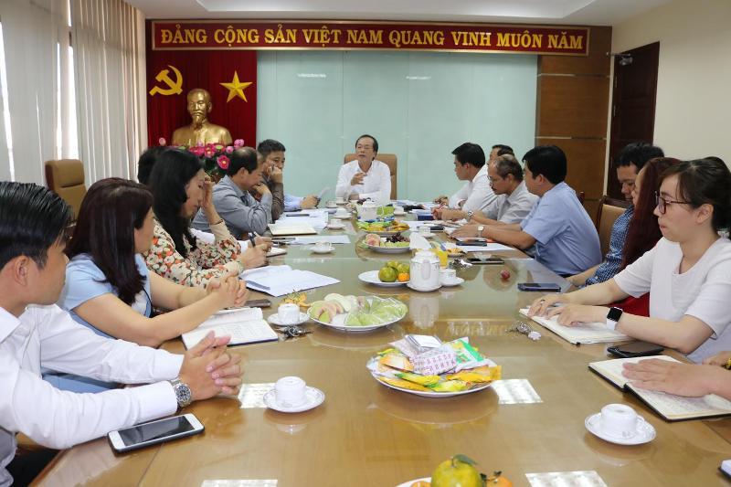 Tiếp tục nghiên cứu mở rộng nhiệm vụ của Cục Công tác Phía Nam