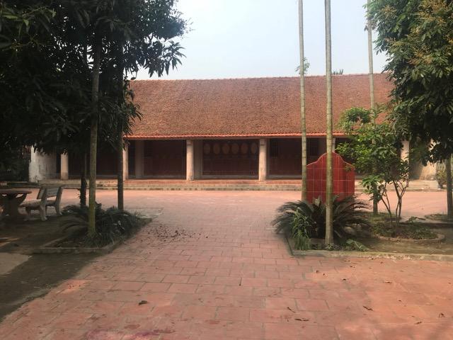 Yên Lạc (Vĩnh Phúc): Đình Cung Thượng bị xuống cấp nghiêm trọng