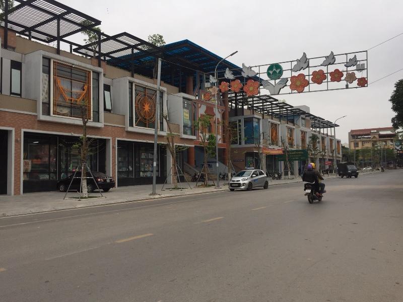 Vĩnh Yên: Xây dựng tuyến phố đi bộ kết hợp dịch vụ thương mại tạo điểm nhấn đô thị