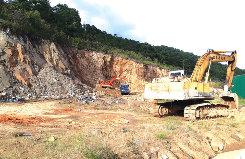 Khai thác khoáng sản trái phép bị xử lý thế nào?
