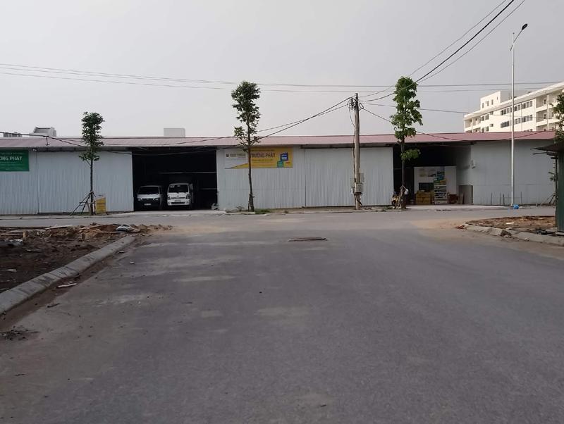 Hà Đông: Cận cảnh loạt nhà xưởng không phép của Cty Trung Việt tại KĐT mới Phú Lương