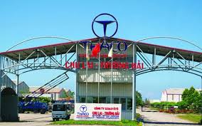 Đầu tư kinh doanh cơ sở hạ tầng KCN của Cty Ô tô Trường Hải