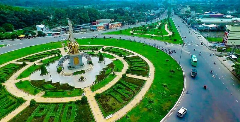 Báo cáo điều chỉnh cục bộ quy hoạch chung xây dựng Khu kinh tế Định An, Trà Vinh