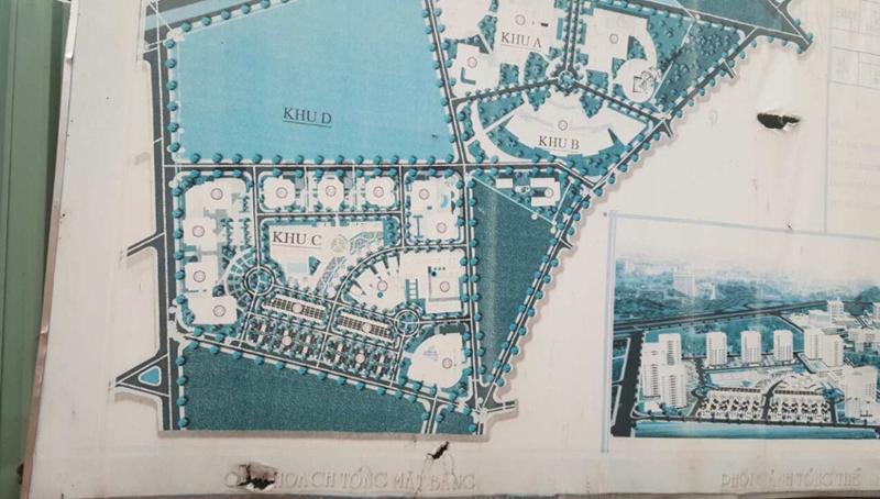 Bộ Xây dựng cho ý kiến về Dự án đầu tư xây dựng khu C - Khu nhà ở, Đài phát sóng phát thanh Quán Tre, TP Hồ Chí Minh
