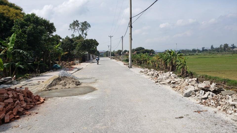 Nam Định: Dấu hiệu sai phạm về đấu thầu tại dự án gần 10 tỷ đồng của xã Yên Nghĩa