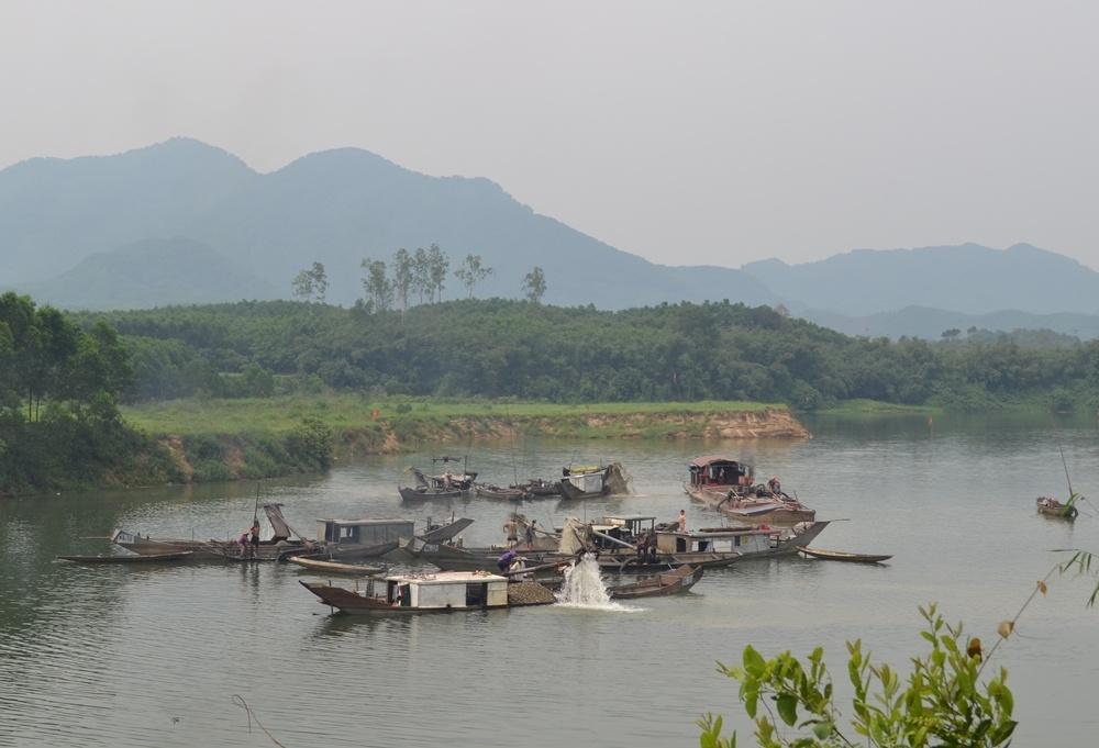 Thừa Thiên - Huế: Sẽ tổ chức đấu giá, khai thác khoáng sản ở 37 khu vực