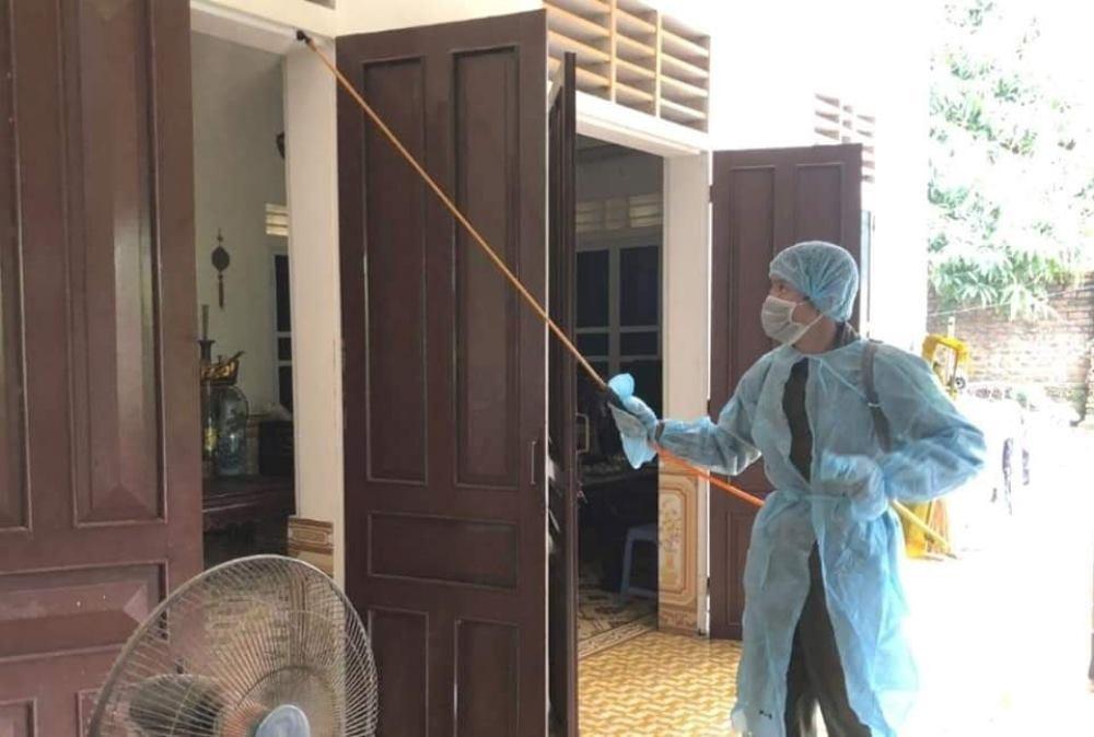 Phú Thọ: Xác minh hai trường hợp có tiếp xúc với bệnh nhân nhiễm Covid-19 tại Hà Nội