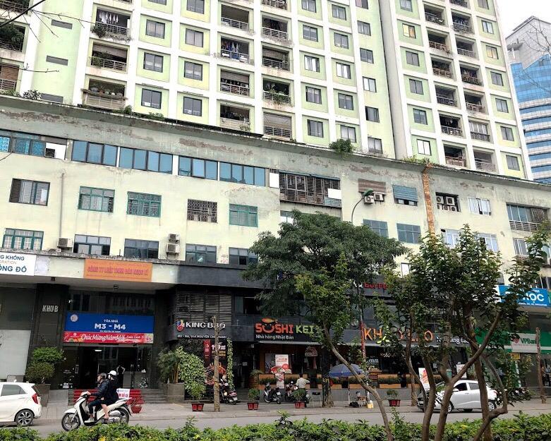 Hà Nội: Có dấu hiệu khuất tất trong quản lý, vận hành chung cư M3-M4 Nguyễn Chí Thanh
