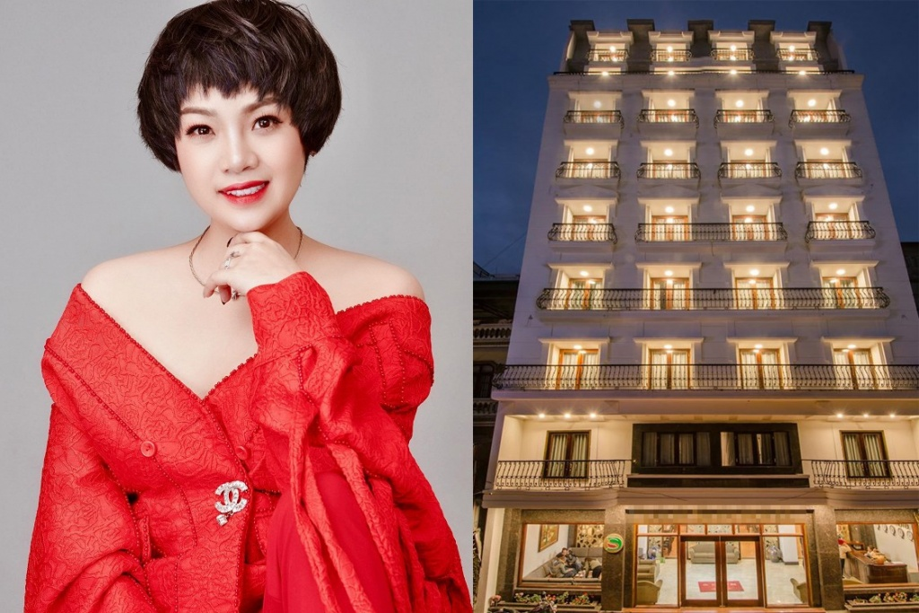 Ca sĩ Ngọc Khuê gây sốc khi rao bán khách sạn giá hơn trăm tỉ vì Covid -19