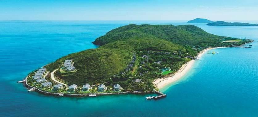 UBND tỉnh Khánh Hòa quyết xử lý vi phạm tại dự án Khu du lịch đảo Hòn Tằm
