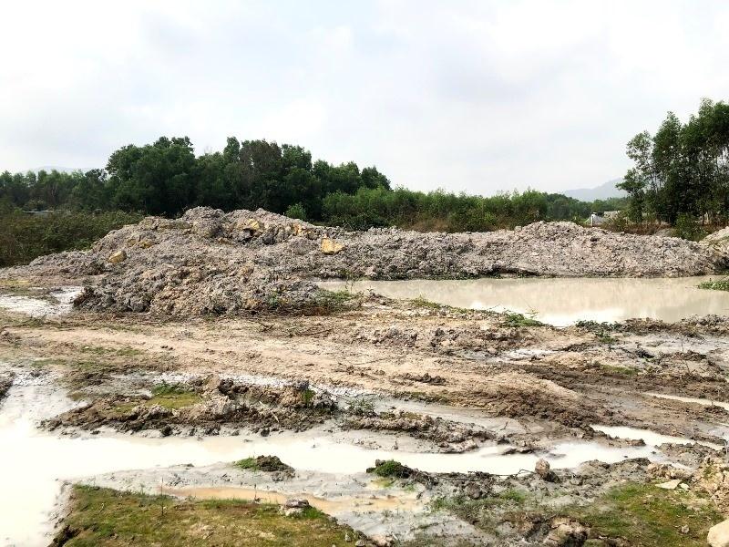 Bà Rịa - Vũng Tàu: Doanh nghiệp ngang nhiên khai thác khoáng sản trái phép