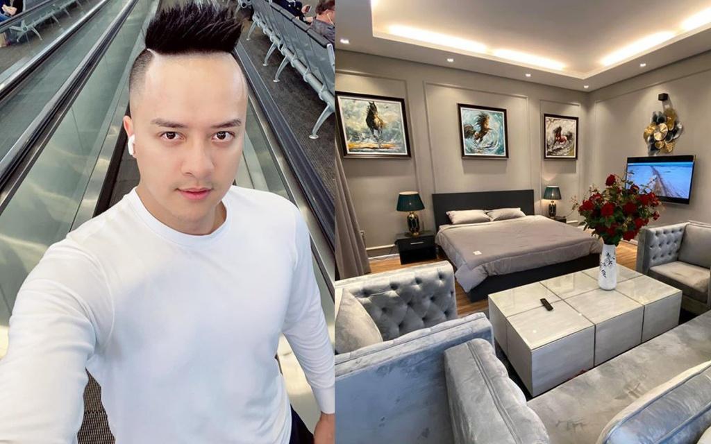 Cao Thái Sơn tậu thêm 2 căn nhà ở Đà Nẵng, một biệt thự ở Long An
