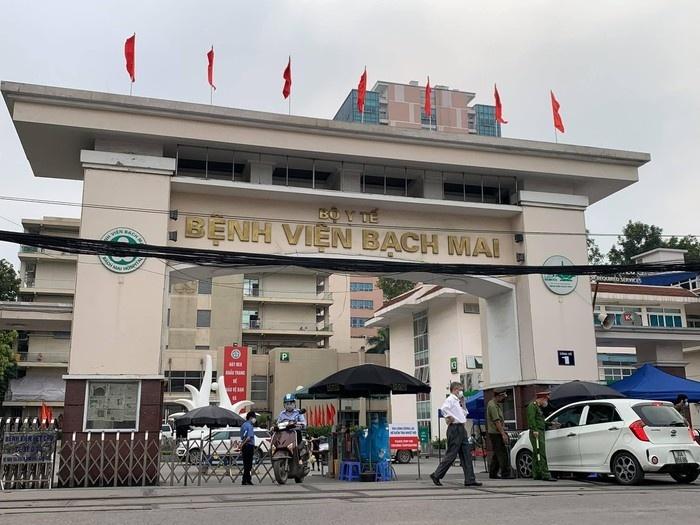 Hà Nội gửi công điện khẩn nhằm ngăn chặn lây lan từ ổ dịch Covid-19 tại Bệnh viện Bạch Mai
