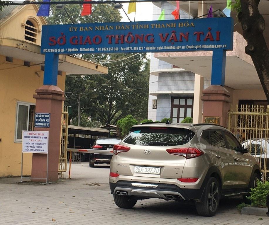 """Thanh Hóa: Giám đốc Sở Giao thông vận tải phê duyệt nhiều gói thầu với giá """"siêu tiết kiệm"""""""