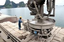 Xuất khẩu xi măng và clinker giảm 13%
