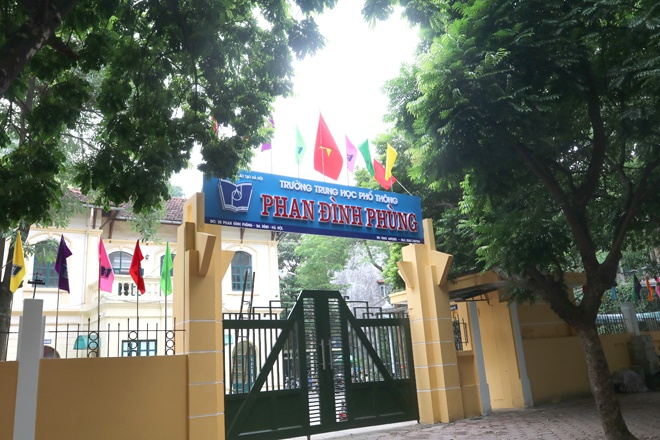 Hà Nội: Đảm bảo yêu cầu xây trường học đạt chuẩn quốc gia tại các quận lõi
