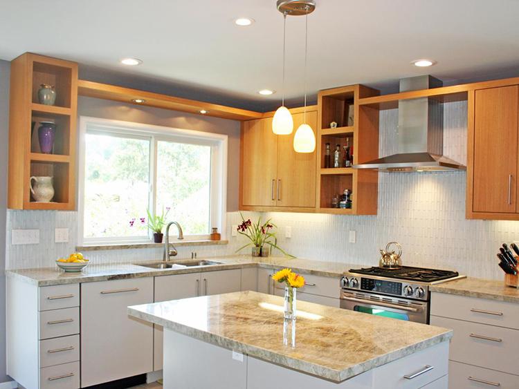 Những điều cần lưu ý khi thiết kế cửa sổ phòng bếp