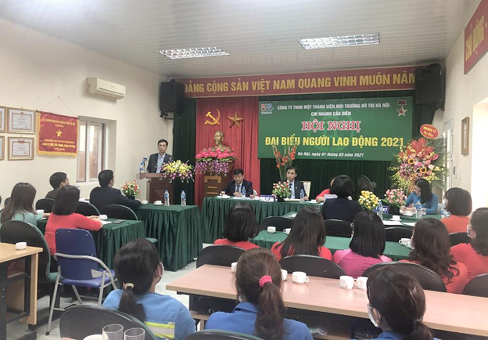 urenco 7 to chuc thanh cong hoi nghi dai bieu nguoi lao dong 2021