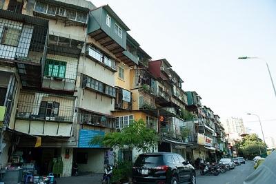 Tháo gỡ khó khăn trong việc xây dựng nhà chung cư cũ, nguy hiểm trên địa bàn Hà Nội