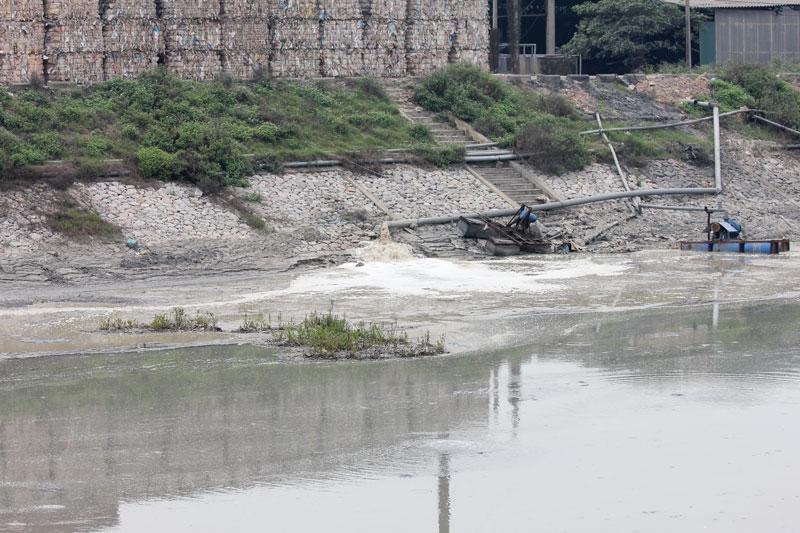 Bắc Ninh: Điều chỉnh kinh phí xây dựng dự án xử lý nước thải ở làng nghề Phong Khê lên hơn 217 tỷ đồng