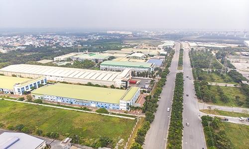 Đầu tư dự án hạ tầng kỹ thuật Khu công nghiệp Tam Dương I - khu vực 2 (Vĩnh Phúc)